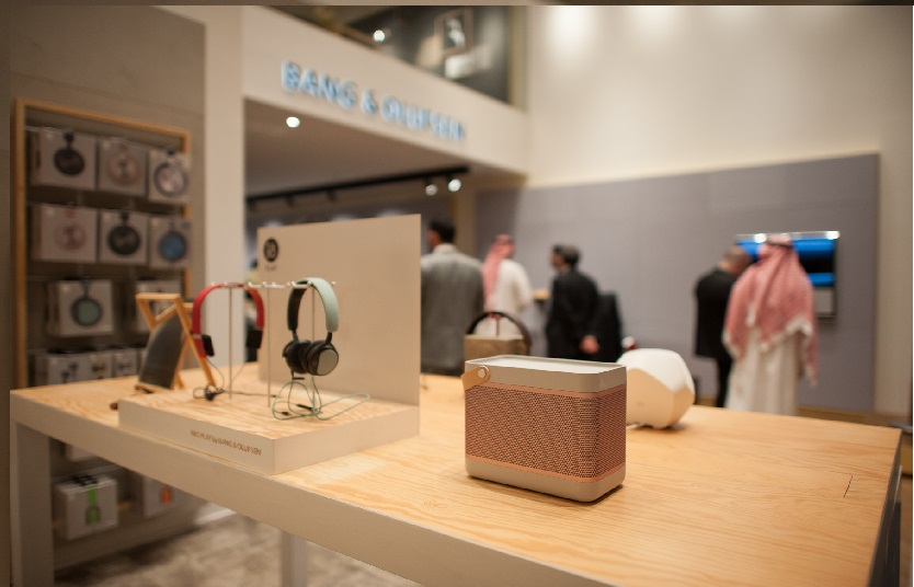 Arabian Sound and Light Company opens new Bang & Olufsen showroom in