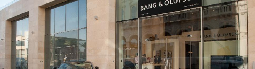 Arabian Sound and Light Company opens new Bang & Olufsen